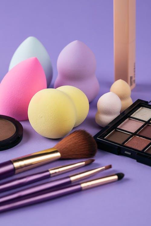 Close-up Photo of Makeup Tools