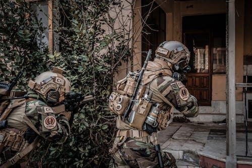 Fotos de stock gratuitas de Ametralladora, arma, armadura