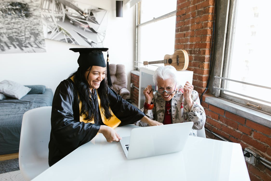 Free stock photo of academy, adult, best friends