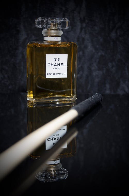 Free stock photo of black, cane, chanel no5