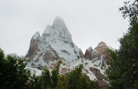 Snowed Hill Photo