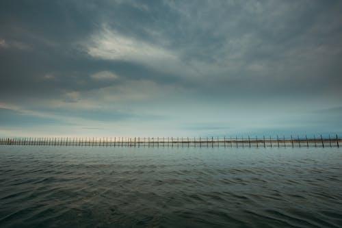 シースケープ, ビーチ, 光の無料の写真素材