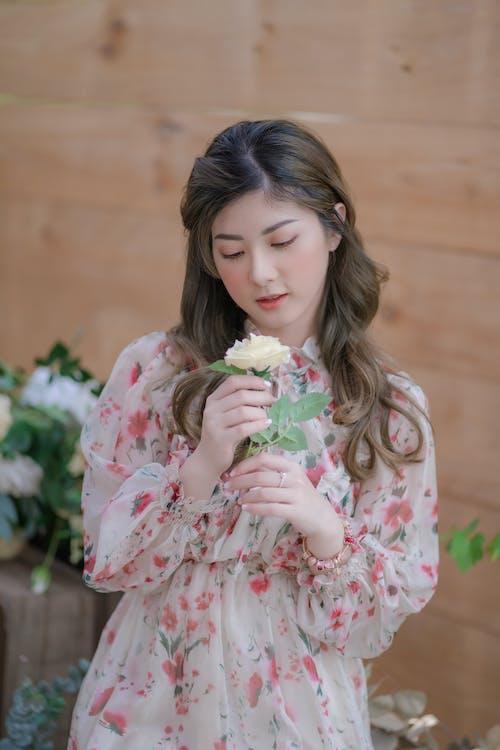 Kostnadsfri bild av blomma, bröllop, brud
