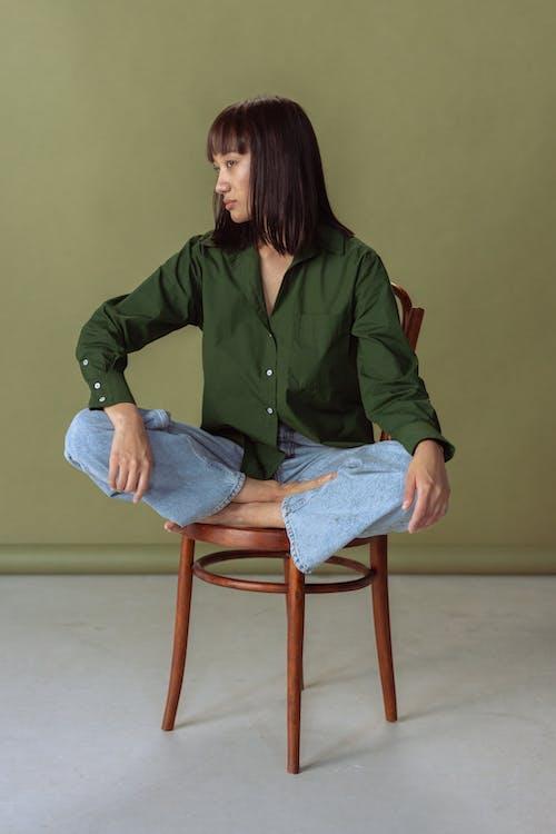 Základová fotografie zdarma na téma asiatka, košile, krásný