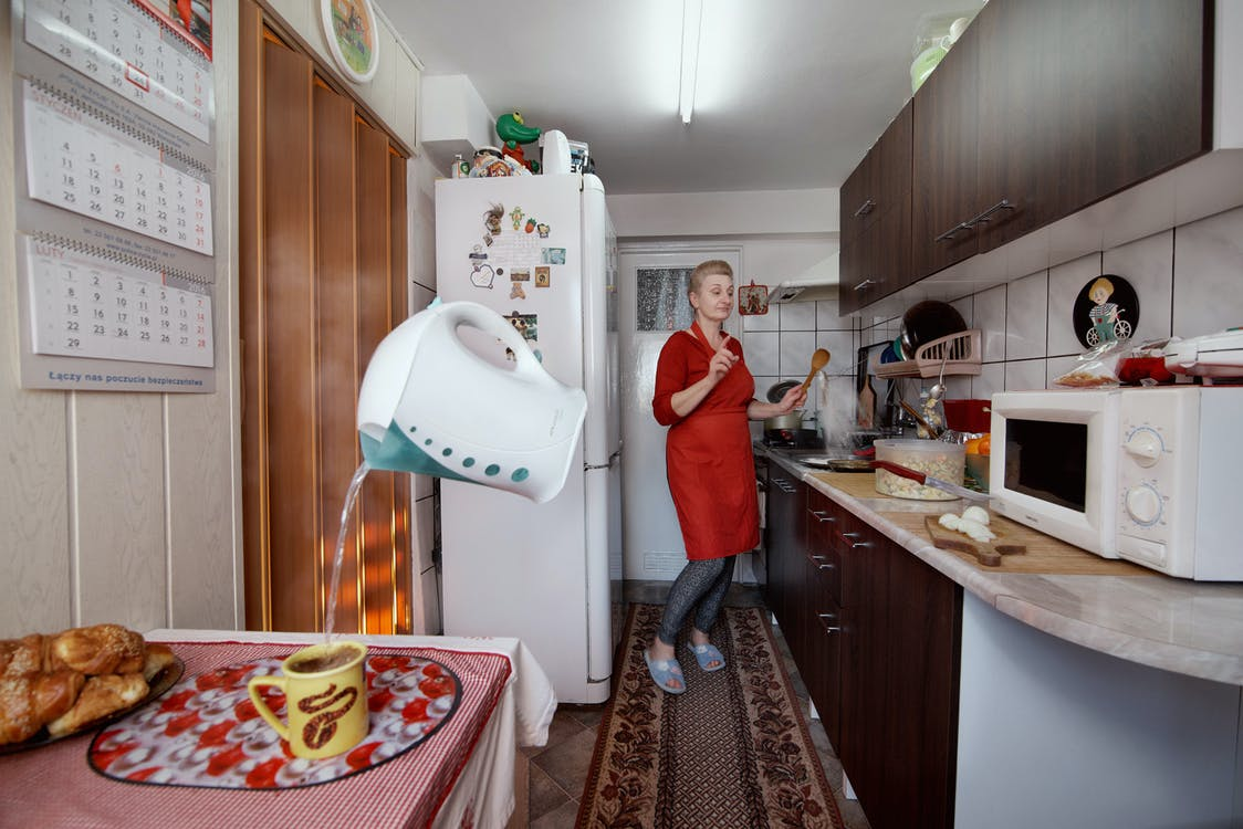 Free stock photo of christmas, flying thing, kitchen