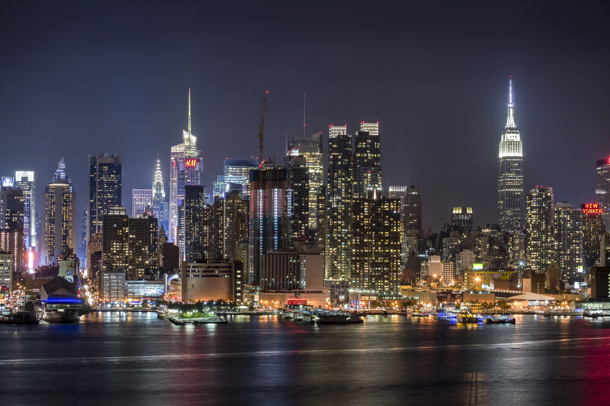 New York City Wallpaper · · Free Stock