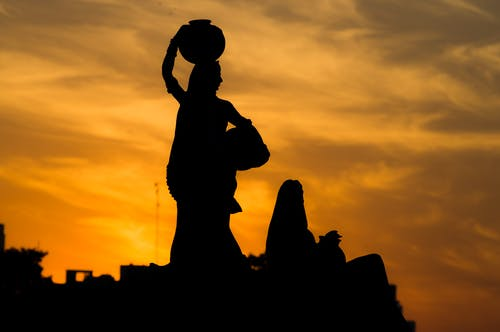 Бесплатное стоковое фото с вечер, вечернее небо, вечернее солнце, закат