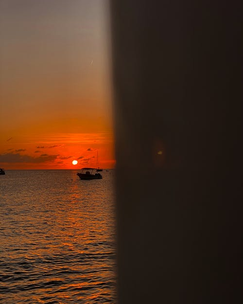 Free stock photo of abstract, beach sunset, caribbean