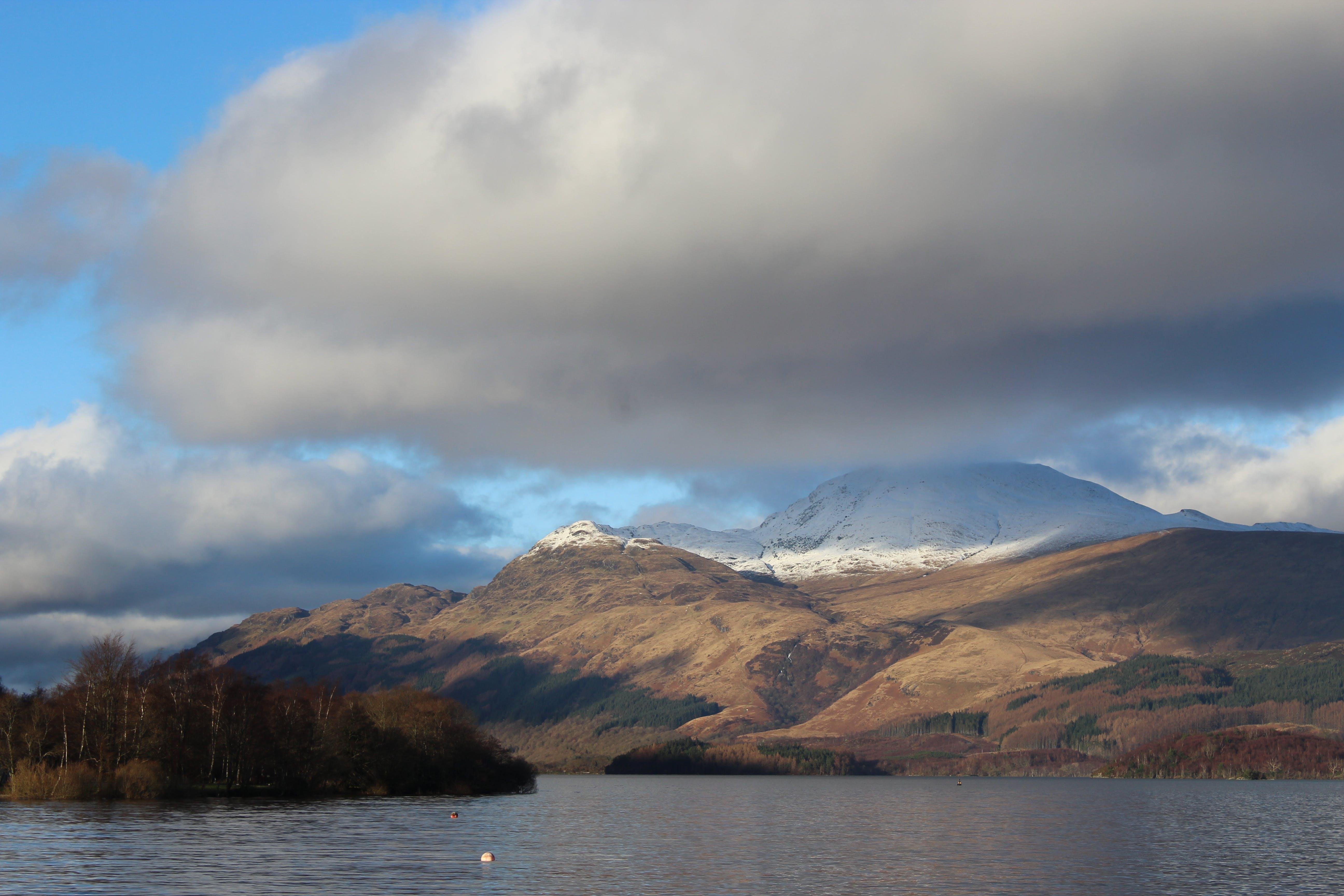 Gratis lagerfoto af bjerg, dagslys, eventyr, himmel
