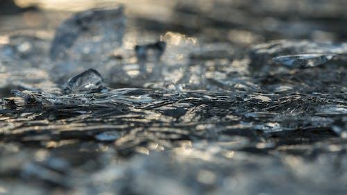 altın, buz, buz parçası, ijs içeren Ücretsiz stok fotoğraf