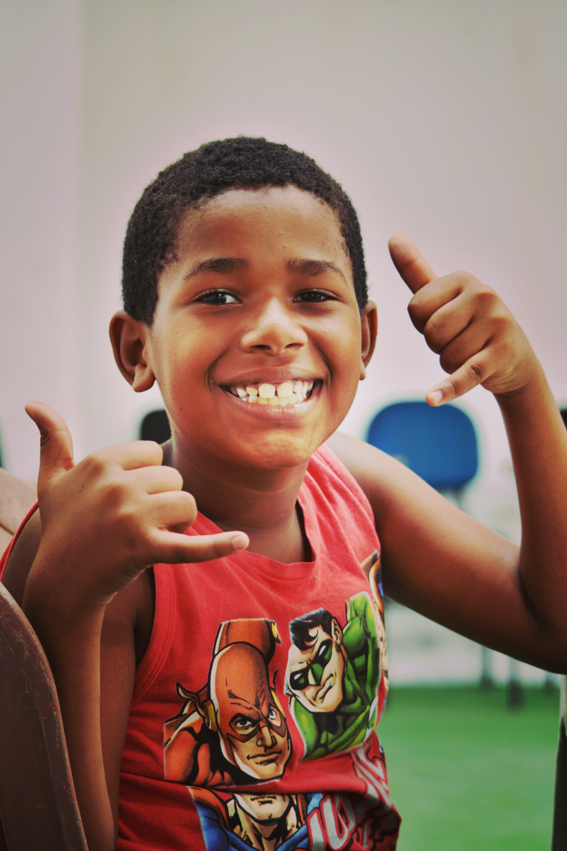 Free stock photo of boy, brazilian, kids, portrait