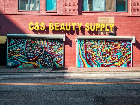 Free stock photo of streets, street, graffiti, sidewalk