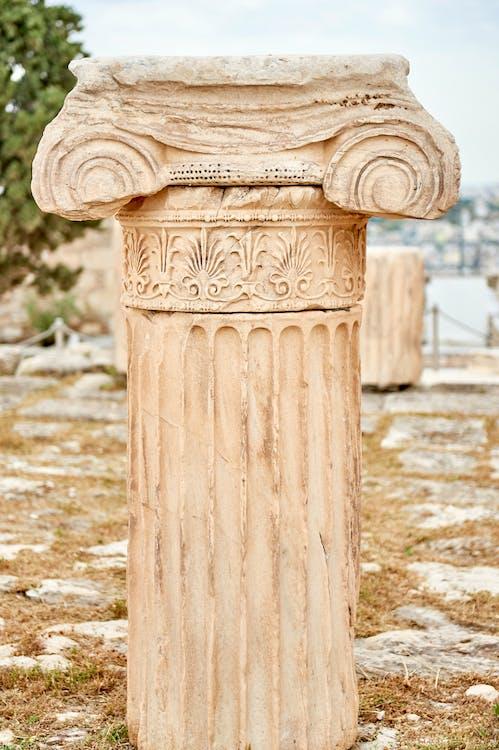 akropole, archeologie, architektura