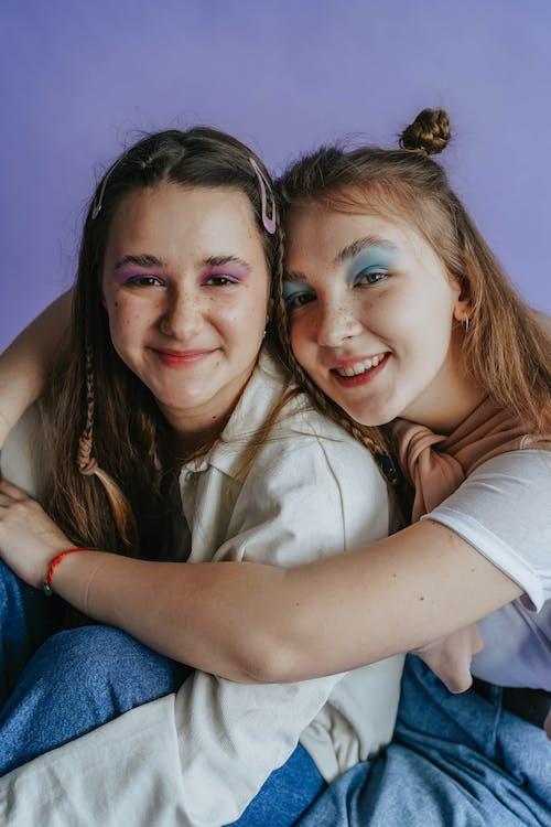 Ingyenes stockfotó álló kép, aranyos, barátság témában