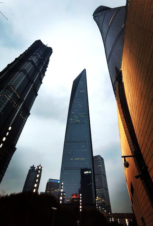 Бесплатное стоковое фото с город, здание, шанхай