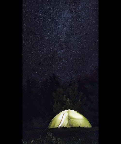 Free stock photo of mountains, nighlife, stargazing