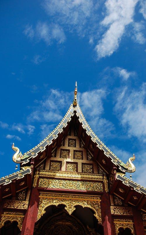 Kostnadsfri bild av tempel