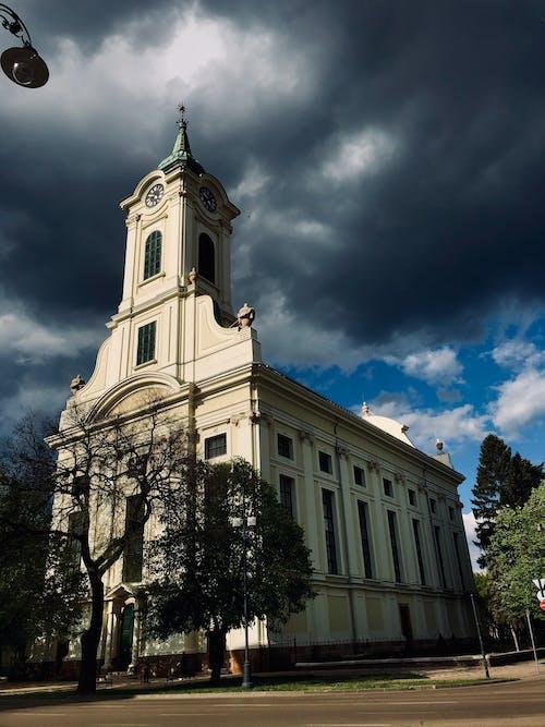 Free stock photo of békéscsaba, bekescsaba lutheran church, hungary