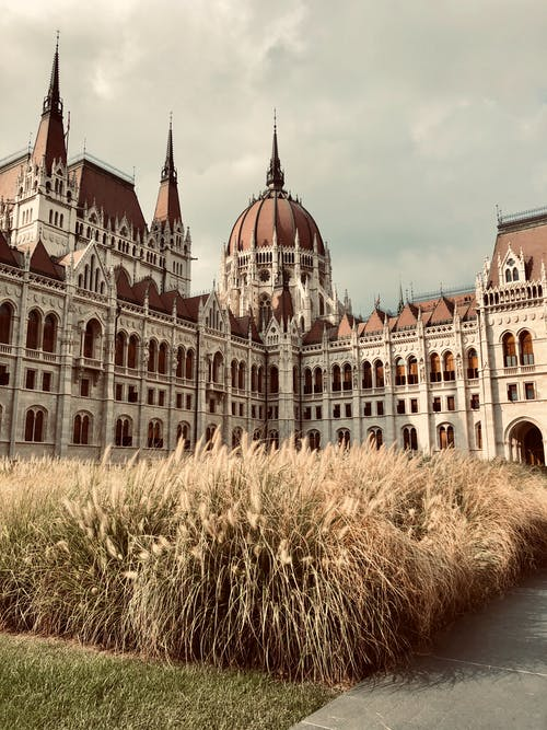 Free stock photo of budapest, hungarian parliament building, hungary