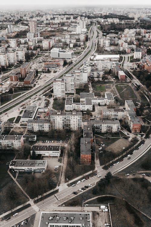 Δωρεάν στοκ φωτογραφιών με αρχιτεκτονική, αστικός, αυτοκινητόδρομος