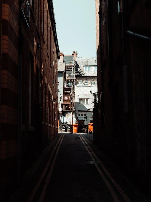 Fotos de stock gratuitas de arquitectura, calle, callejón