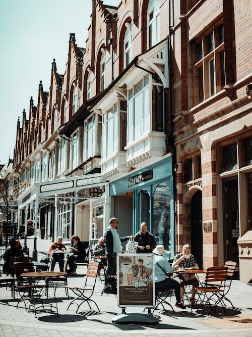 Fotos de stock gratuitas de al aire libre, arquitectura, bar