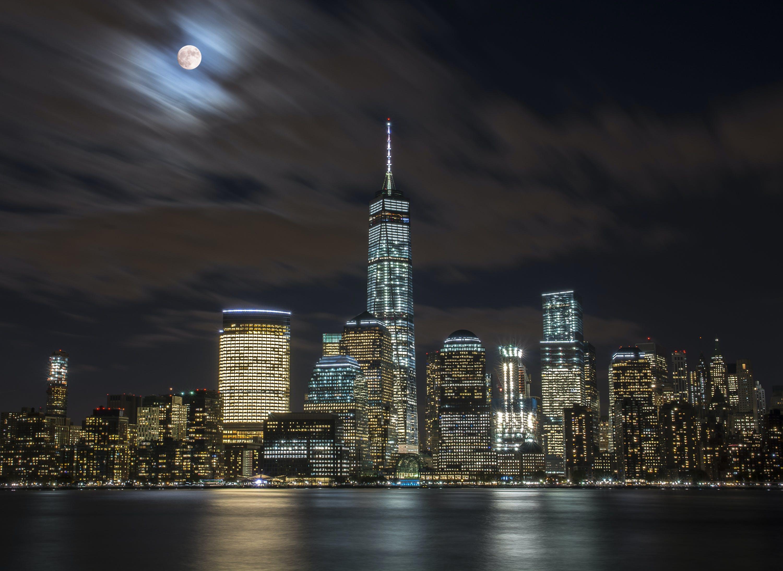 New York City during Nighttime