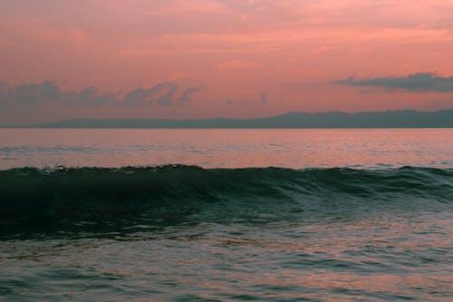 Δωρεάν στοκ φωτογραφιών με ακτή, αντανάκλαση, απόγευμα