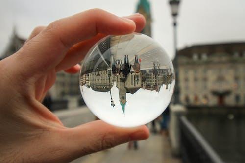 Foto d'estoc gratuïta de bahnhofstrasse, bola, centre de la ciutat, ciutat