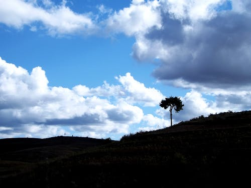 天空, 藍天, 雲 的 免费素材照片