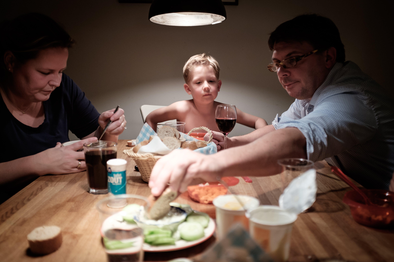 Free stock photo of dinner