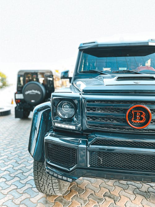 Free stock photo of brabus, car, g63