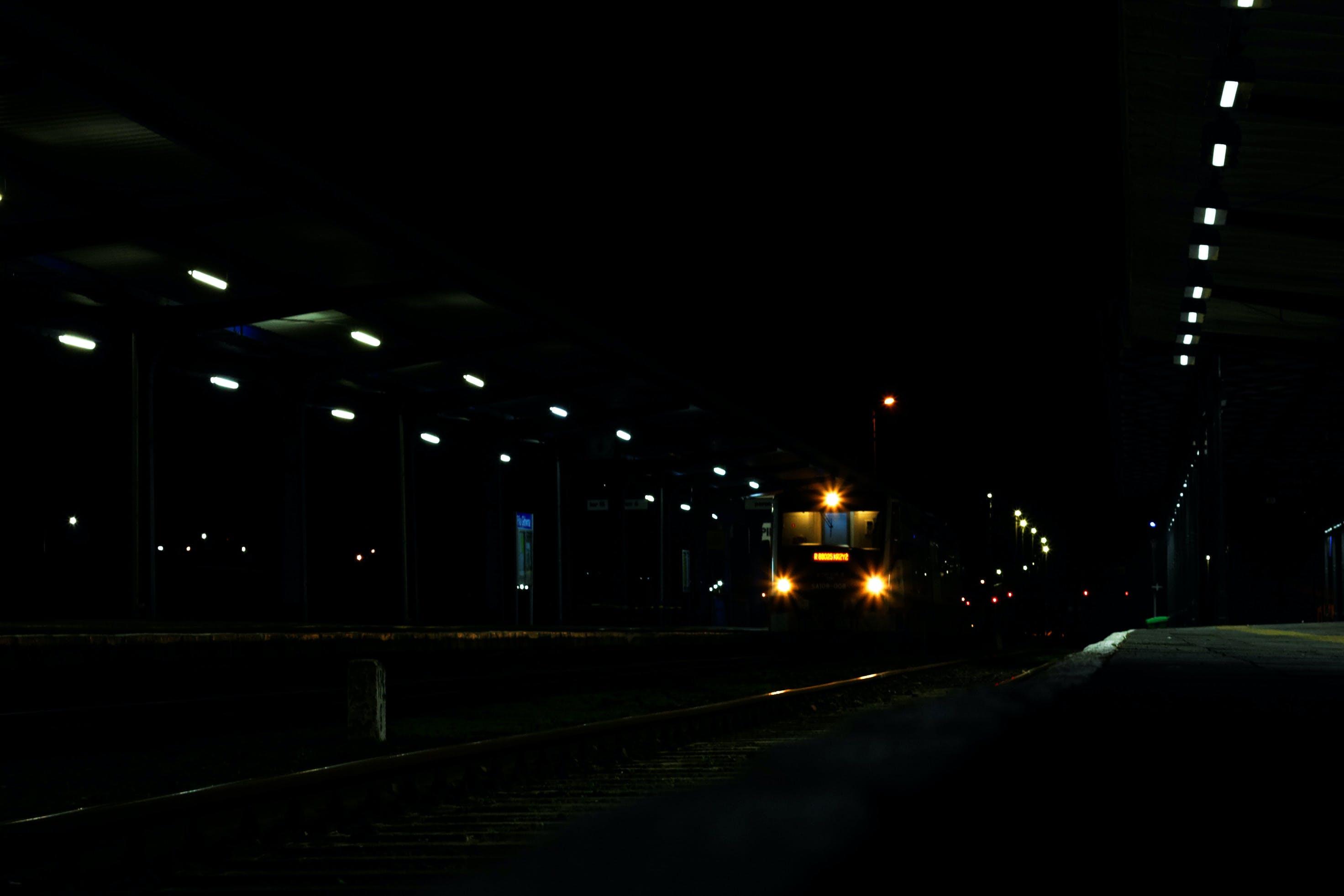 Free stock photo of train, station, railway