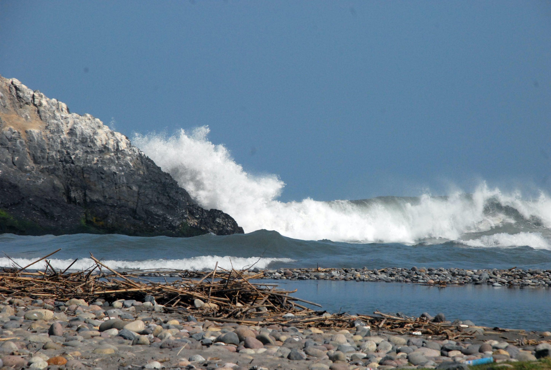 Free stock photo of beach, crashing, lima, surf