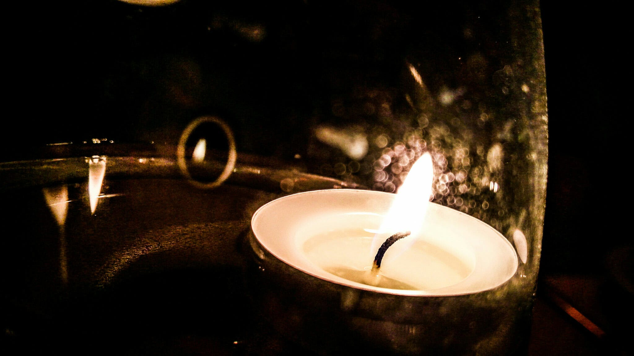 Free stock photo of light, candle