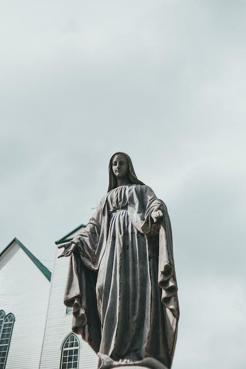 Foto profissional grátis de ao ar livre, capela, catedral