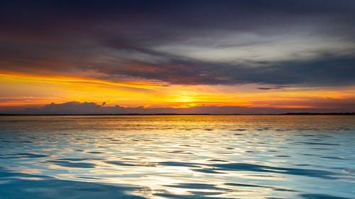 Immagine gratuita di acqua, alba, ambiente