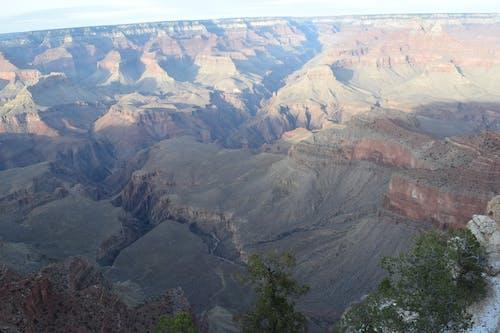 Бесплатное стоковое фото с большой каньон, гора, долина