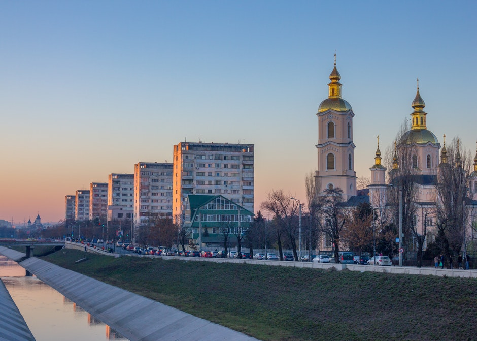 architecture, buildings, canal