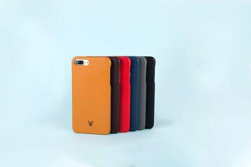 Smartphones with Cases