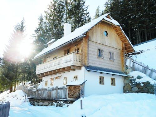 下雪的, 冬季, 冷, 奧地利 的 免费素材照片