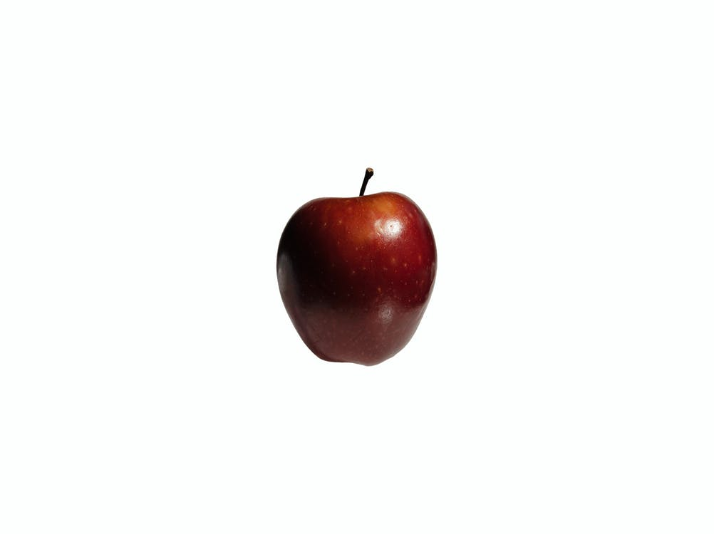 Free stock photo of apple, fruit, red apple