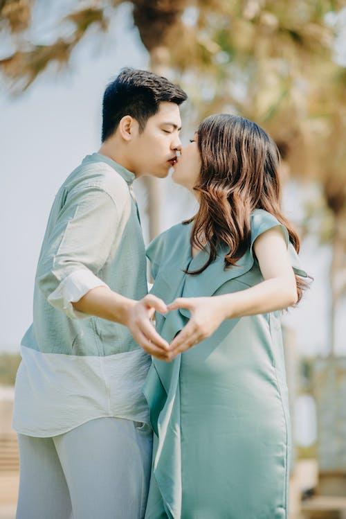 가장 사랑하는, 결혼한, 공원의 무료 스톡 사진
