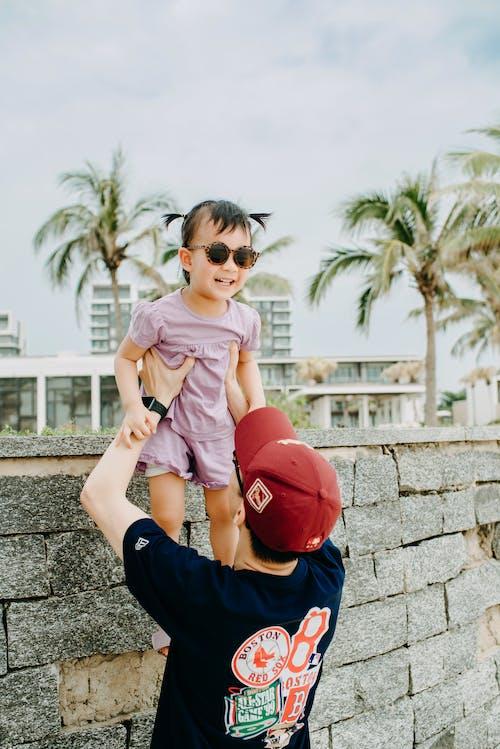 Ingyenes stockfotó aktivitás, anyaság, apa témában