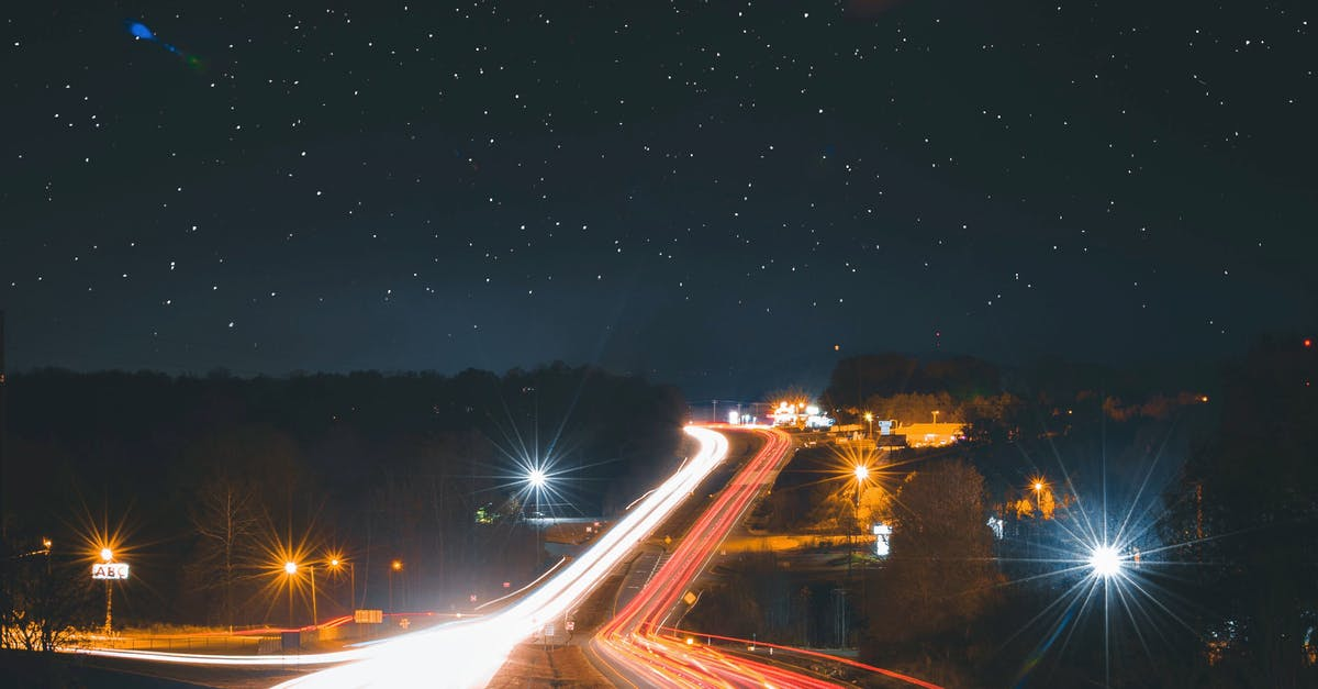 странице ночь дорога машина картинки того