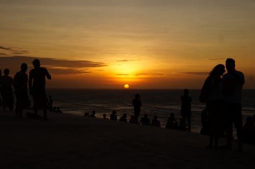 金色的太陽 的 免费素材照片