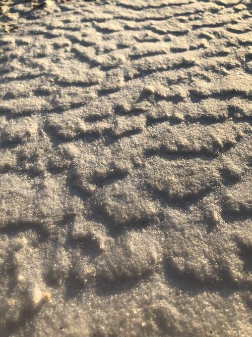 Gratis lagerfoto af sne, snødrift