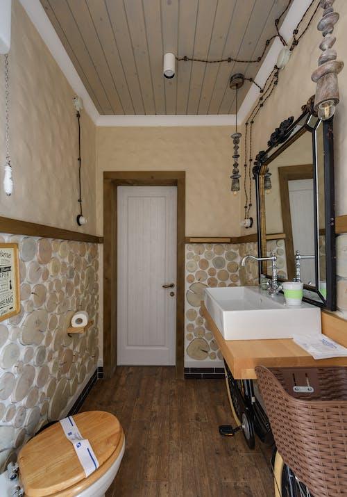 A Restroom Interior