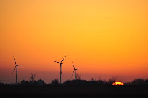 Free stock photo of alternative energy, clean energy, electricity