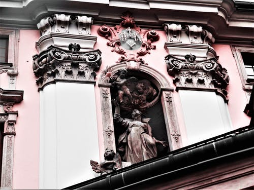 Antik, antika, bina, dizayn içeren Ücretsiz stok fotoğraf